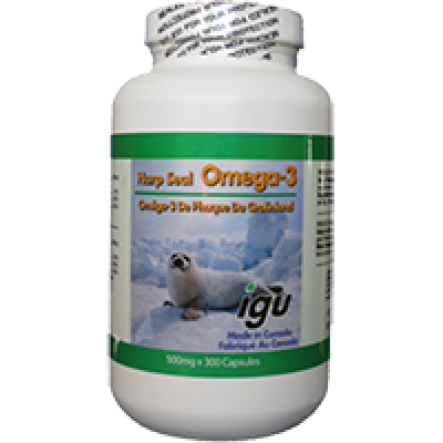 Jerry Super Harp Seal Omega-3 | Jerry Business Canada Inc.Harp ...